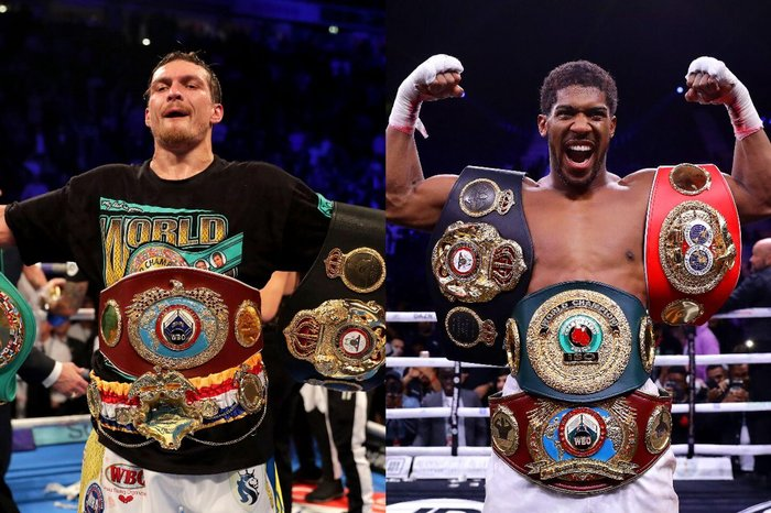 British Fans Will Have Too Be Double Vaccinated For Joshua Fight In September