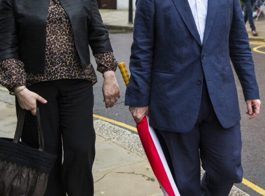 Foreign Secretary Michael Gove And Journalist Wife Sarah Vine Announce Divorce