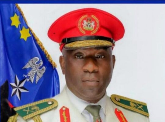 Nigerian Army General Assassinated By Unknown Gunmen Late At Night