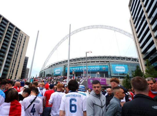 UEFA Disciplinary Proceedings Could See England Fans Banned From Major Matches