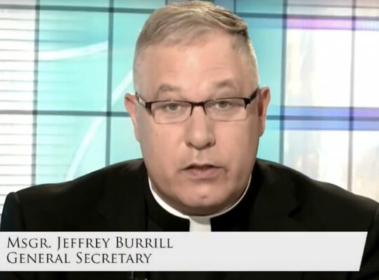 Catholic Bishop Announces Resignation Of Top Administrator Over Link To Gay Bars