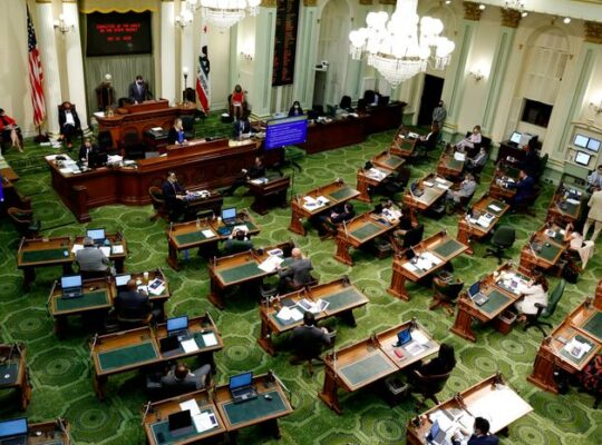 Californian Lawmakers Approve $35m First State Funded Guaranteed Plan For Pregnant Mothers