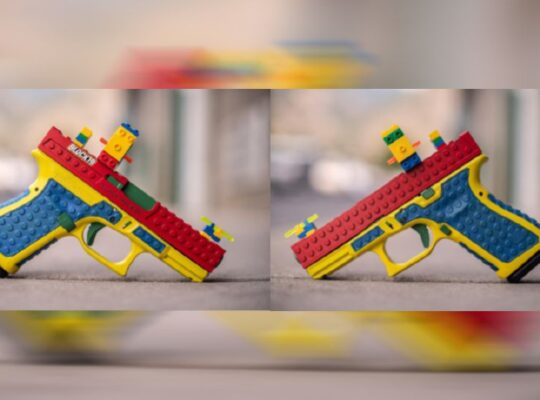 U.S Company Faces Backclash For Producing Pistol Resdembling Children's Toy