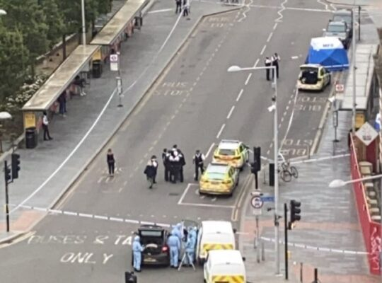 Woolwich In London Hit By Deadly Teenage Stabbing In Broad Day Light