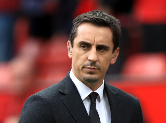 Gary Neville: Priti Patel Shouldn't Celebrate England Victories Unless She Is One With Us U