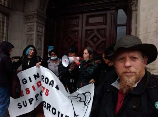 Regina Residents To Protest Next Week Against Continuing Croydon Council's Accommodation Neglect