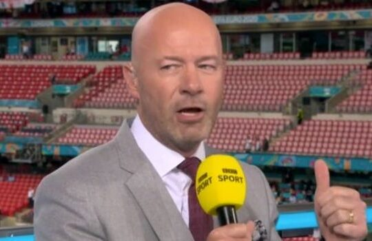 Alan Shearer's Criticism Of Gary Southgate's Choice Of Penalty Players Right