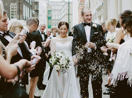 Weddings In Uk To Be Disrupted By Nhs Covid-19 App
