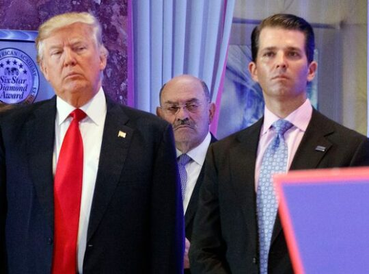 Trump Organization And Its  Chief Financial Officer Charged With Tax Crimes