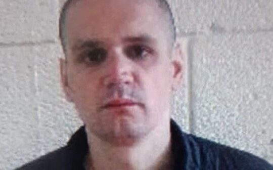 Dangerous Murderer Who Escaped HMP Prison On Friday  Finally Tracked Down And Arrested