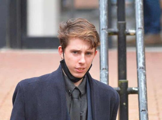 Judge  Spares Right Wing Former Student Jail By Ordering Him to Read Shakespare