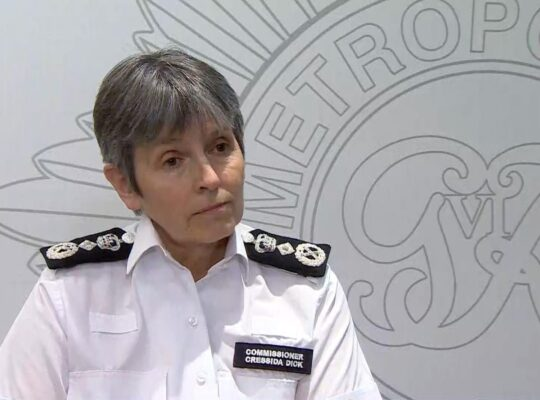 Victims Of Police Corruption And Incompetence Call For Met Chief Cressica Dick To Go
