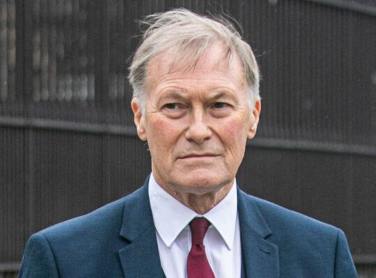 Lawmaker Conservative MP David Amess Dies After Being Stabbed Multiple Times