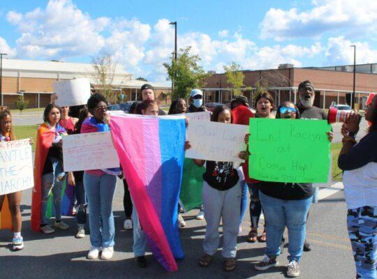 Italian School Under Pressure To Explain Discriminatory Suspension Of Black Students For Protesting Confederate Flag