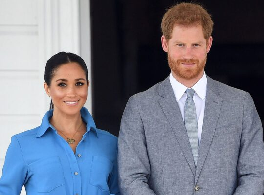 Concerns Over Plans For Prince Harry and Meghan Markle To Christen Daughter Lilibet In U.S