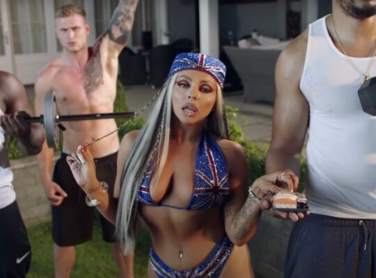 Jesy Nelson Responds To Ridiculous Allegations Of Black Fishing