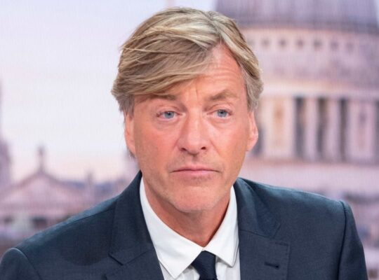 Richard Madeley To Host Good Morning Britain For A Month