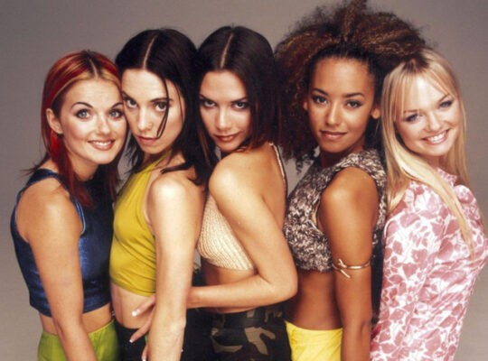 Spice Girl Launch Merchandise As Part Of New Deal To Mark 25th Anniversary Of Debut