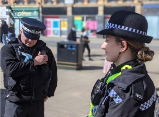 Several Police Officers Receive Medical Attention After Chemical Incident In Sheffield